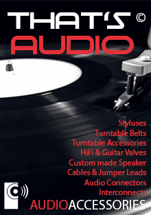 That's Audio Oxford - Stylus, Turntable Accessories