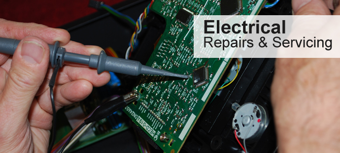 electrical & electronic repairs